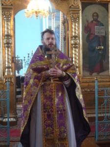 протоиерей Сергий Баев